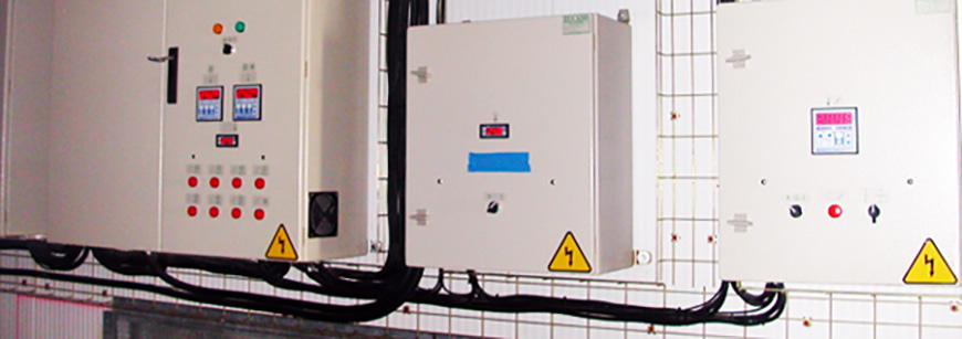 Instalaciones eléctricas - Inmela
