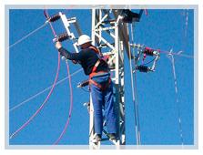 Mantenimiento de Infraestructuras Eléctricas - Líneas de Alta Tensión - Inmela Servicios Eléctricos