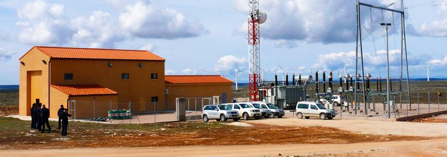 Mantenimiento en Infraestructuras Eléctricas en Subestaciones - Inmela Servicios Eléctricos