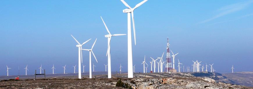 Mantenimiento de Parques Eólicos - Inmela Servicios Eléctricos